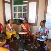 Gallery » Library Services » Carnival Queens Reading Session 2015