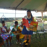 Gallery » Library Services » Carnival Queens Reading Session 2016