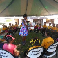 Carnival Queens Reading Session 2016